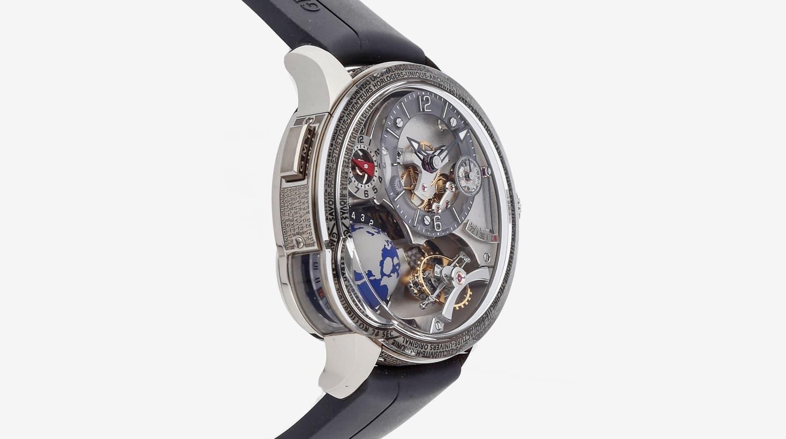 Relojes Greubel Forsey